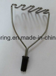 Combination Machine of Wire Forming Machine & Spring Machine pictures & photos