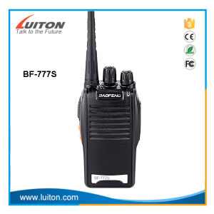Hot Handy UHF 400.00-470. MHz 5W 16CH Cheap Baofeng Two Way Radio Bf-777s pictures & photos