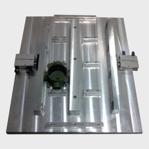 Machined Parts Aluminum Fixtures for Auto Parts pictures & photos