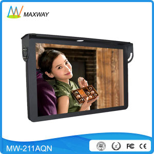 Andriod Network WiFi 3G 4G Bus LCD Advertising Display Screen, Bus TV Monitor 24V (MW-211AQN) pictures & photos