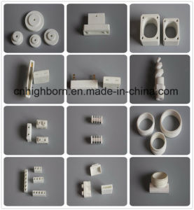 Customized Alumina Ceramic Part/Ceramic Electrical Insulator pictures & photos