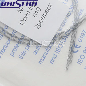 Baistra Dental Suppiler Orthodontic Niti Open Spring pictures & photos