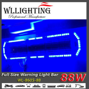 "47"" Blue Police Warning Ambulance Light Bar pictures & photos"