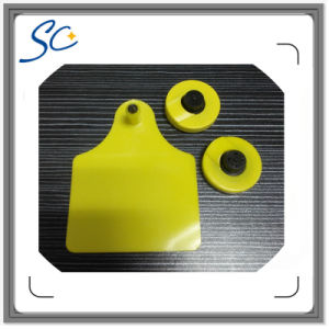 134.2kHz ISO11784/5 RFID Ear Tag for Animal Cattle Sheep Pig Management pictures & photos