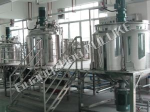 High Quality 1000-2000L Shampoo Mixing Machine Price pictures & photos