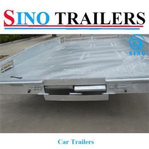 Hot Dipped Galvanized Car Trailer