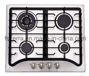 Stainless Steel Cooking Gas Hob Jzs54401A pictures & photos