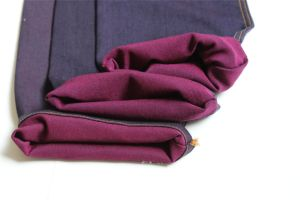 Cotton Polyester Spandex Denim In Specifical Color pictures & photos