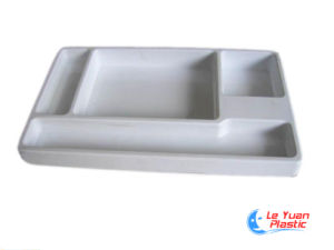 High Quality Plastic Vacuum Forming of Small Toy Speed Boat Hull Thermoforming pictures & photos