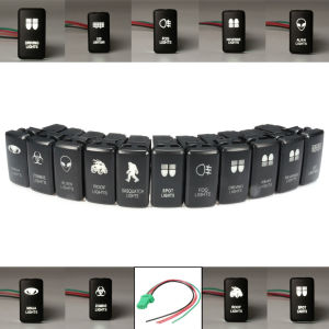 Car DRL Switch Daytime Running Light Sswitch for Toyota pictures & photos