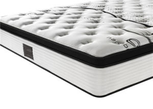Wholesale Healthy 100% Natural Latex Mattress pictures & photos