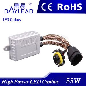 55W Quick Qtart Auto LED Canbus with Decode Function pictures & photos