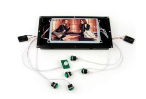 Ad Player, Open Frame LCD Player pictures & photos
