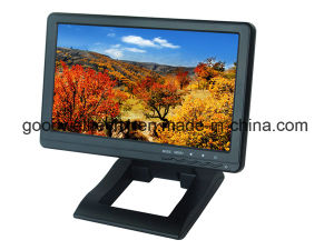 HDMI VGA YPbPr Input 10.1 Inch Touch Screen Monitor pictures & photos
