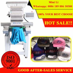 Hot Sale Similar Ricoma Performance 1 Head Embroidery Machine Price pictures & photos