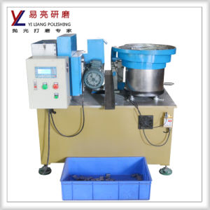 Automatic Vibration Sanding Belt Wire Drawing Machine pictures & photos