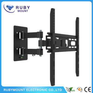 400*400mm Large TV Size Full Motion Wall Mount pictures & photos