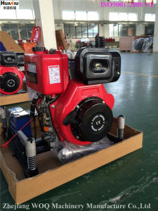 Fire Fighting Centrifugal Portable Pump with Diesel Engine Jbc5.2/8 Bj-10b pictures & photos