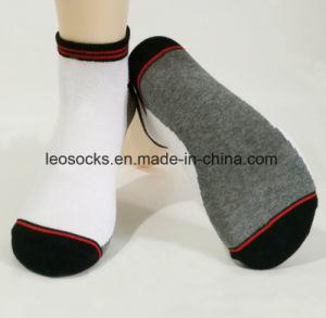 OEM Mens Cotton Boat Socks Ankle Socks pictures & photos