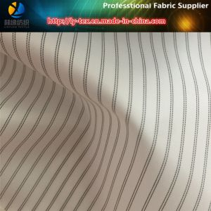 Cheap Polyester Stripe Fabric for Fur Coat Lining (S69.152) pictures & photos