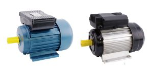 Yc 3.7kw-4p Single Phase AC Induction Electrical Motor pictures & photos
