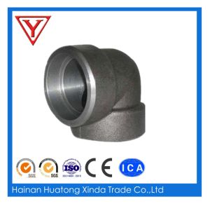A105n Forged Carbon Steel Sw Socket Weld Elbow pictures & photos