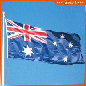 Custom Waterproof and Sunproof National Flag Australia National Flag Model No.: NF-004 pictures & photos