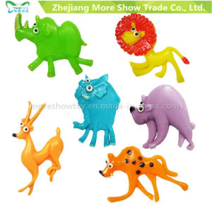 Wholesale Novelty TPR Sticky Toys Animal Design Kids Party Favors pictures & photos
