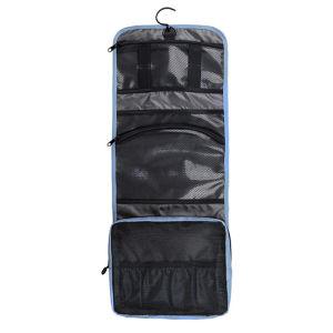 Hanging Waterproof Men Nylon Cosmetic Travel Toilet Toiletry Wash Bag pictures & photos