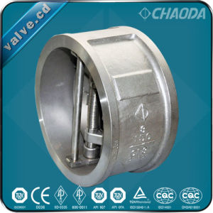 High Performance Wafer Type Check Valve pictures & photos