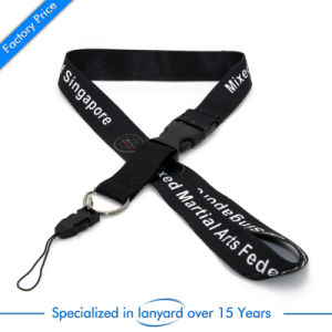 Factory Sell Sublimation Lanyard with Full Colors Logo pictures & photos