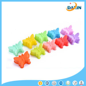 Creative Non-Stick Butterfly Shape Food Grade Silicone Cup Cake Mold pictures & photos