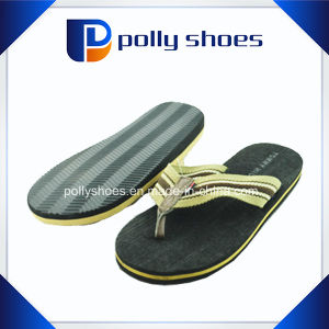 2017 OEM Cheap Men Beach Sandal Flip Flop pictures & photos