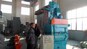 Q326c Shot Peening Shot Blasting Machine pictures & photos