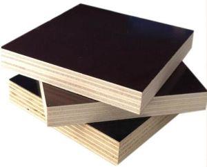 Film Faced Poplar/Hardwoods Combi Plywood for Building