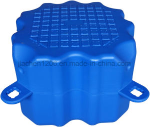 Factory Wholesale Blowing Blue Single Floating Dock pictures & photos