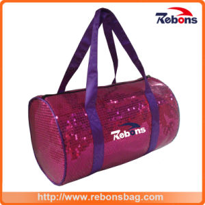 OEM Special Design Sequins Shiny Travel Bags pictures & photos