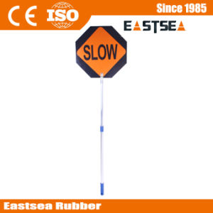 Aluminum Material Traffic Safety Slow Stop Sign pictures & photos