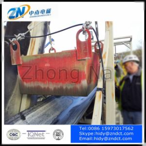 Manual Discharge Rectangular Electromagnetic Separator Mc23-7045L pictures & photos