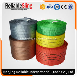Color Code Polyester Synthetic Fibre Webbing pictures & photos