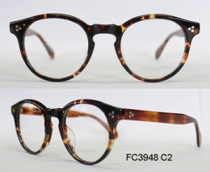 New Design Acetate Optical Frame for Lady with (Ce) Eyewear pictures & photos