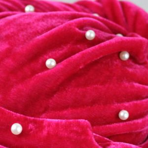 Fashion Beaded Turban Head Wrap for Women pictures & photos