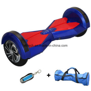 2 Wheel Hoverboard with Colored Lights Scooter 8 Inch Bluetooth Self Balancing Scooter Smart Electric Hoverboard Electric Skateboard Electric Scooter pictures & photos