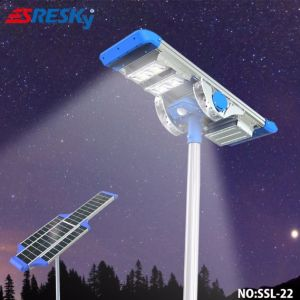 Most Popular 20W LED Solar Street Light with Motion Sensor pictures & photos