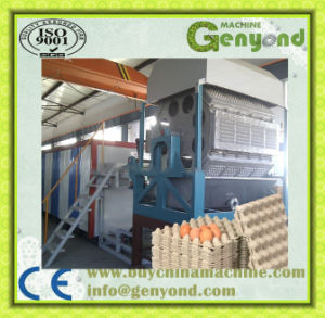High Efficiency Egg Tray Production Line pictures & photos