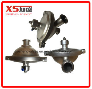 Stainless Steel Sanitary Pneumatic Constant Pressure Valve pictures & photos