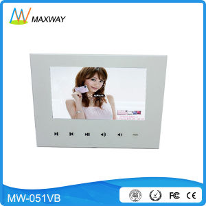 Custom OEM Pepar Mini 5 Inch LCD Digital Photo Frame with MP3 MP4 Loop Video pictures & photos