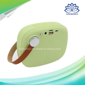 Computer Mobile U Disk Mini Professional Audio Speaker with FM pictures & photos