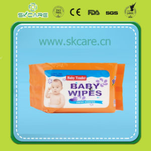 Economic Unscented Baby Wipes with Manufacturer Price pictures & photos
