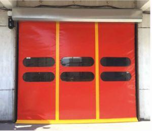 Quick Roll Plastic Roller Shutter Dust Proof PVC Plastic Roller Intelligent Rapid Door pictures & photos